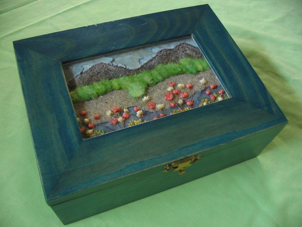 Caixa Cristal 1